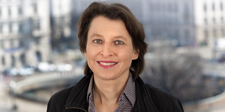 Corina Caduff, Vizerektorin Forschung, Berner Fachhochschule