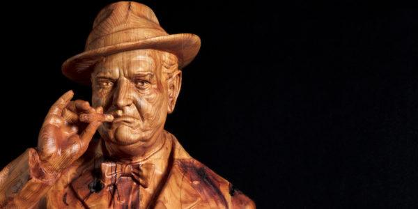 Churchill et Rosetta