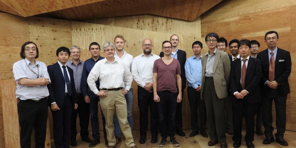 Das internationale Projektteam «City Platform as a Service»