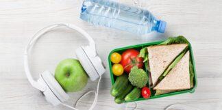 Tipps für den gesunden Snack im sommerlichen Arbeitsalltag