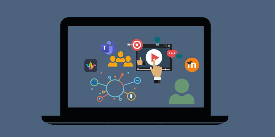 Die «Virtuelle Akademie» bietet Dozent*innen an der BFH eine berufsbegleitende Weiterbildung im Bereich «Digital Skills».