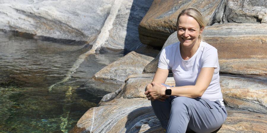 Christine Geissbühler ist Dozentin und Leiterin Innovations-Manufaktur an der BFH-HAFL.